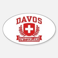 Davos Switzerland Decal