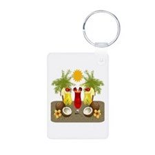 Beverage Bliss Keychains