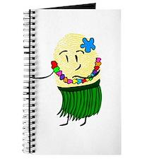 Hula Dancer Len Journal
