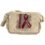Grunge Multiple Myeloma Messenger Bag