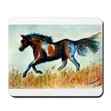 Painted Horse Mousepad