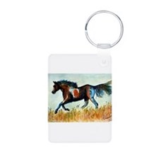 Painted Horse Keychains