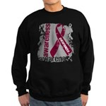 Grunge Multiple Myeloma Sweatshirt (dark)
