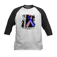 Grunge Male Breast Cancer Tee