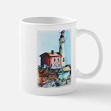 Lighthouse in Victoria, BC Mug