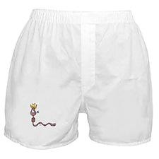 'Cowboy Worm' Boxer Shorts