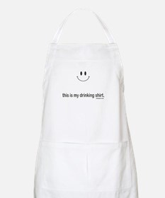 drinking shirt Apron