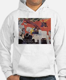 Paul Gauguin Unique After The Sermon Gifts Hoodie
