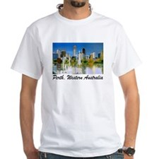 Perth Skyline Painting Shirt