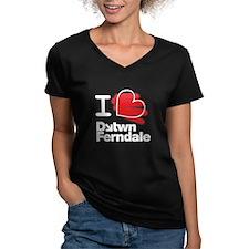 I Heart Downtown Ferndale Shirt