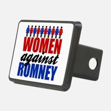Women Against Romney Hitch Cover