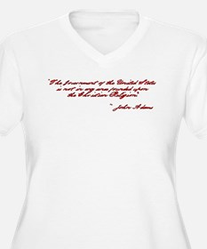 John Adams Quote T-Shirt