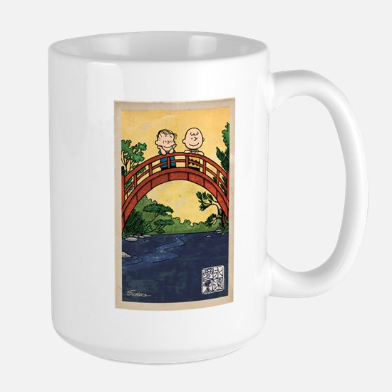 Serenity Stream Large Mug