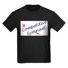 competitivegymnast_girls T-Shirt