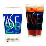 Jase Irish Pint Drinking Glass