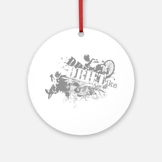 Drift Trike Scramble Ornament (Round)