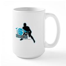 Ganon Baker Basketball 10th Anniversary Logo Mug