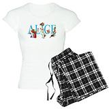 Alice in wonderland T-Shirt / Pajams Pants