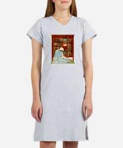 LOST HORIZONS by Coles Phillips Women's Nightshirt