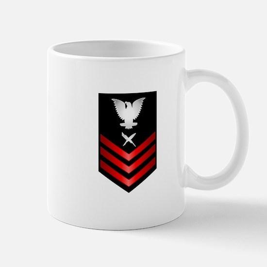 Navy Cryptologic Technician First Class Mug