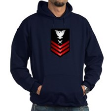 Navy Cryptologic Technician First Class Hoodie