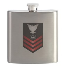 Navy Culinary Specialist First Class Flask