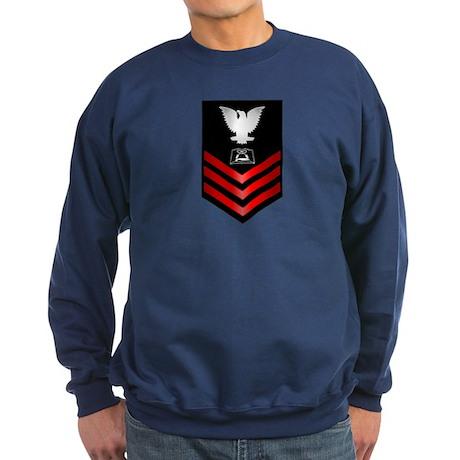 Navy Culinary Specialist First Class Sweatshirt (d