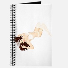 Trinity - bride pinup girl Journal