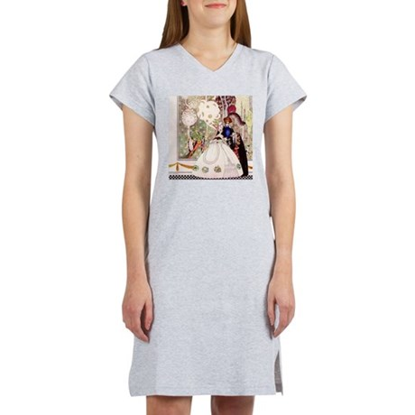KAy Nielsen004_SQ 12x12.png Women's Nightshirt