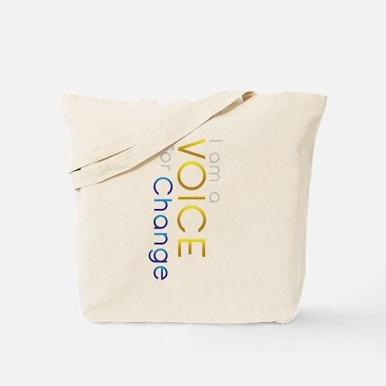Empowering Change Tote Bag