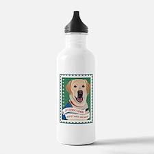 Assistance Dog Week Water Bottle