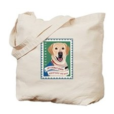 International Assistance Dog Week Tote Bag