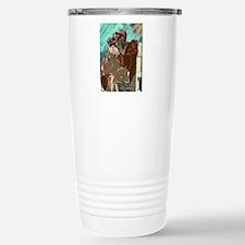 Cybernouveau - Summer Travel Mug