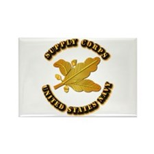 Navy - Supply Corps Rectangle Magnet
