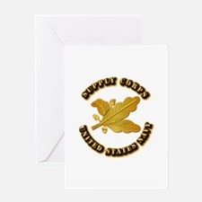 Navy - Supply Corps Greeting Card
