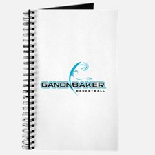 Ganon Baker Basketball NextGen Logo Journal