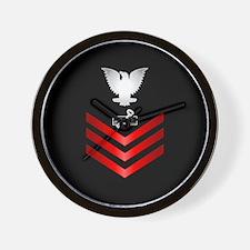 Navy Disbursing Clerk First Class Wall Clock