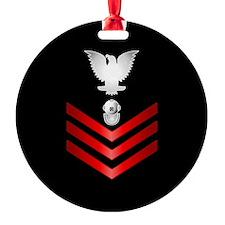 Navy Diver First Class Ornament