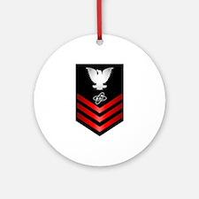 Navy Electronics Technician First Class Ornament (