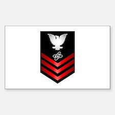Navy Electronics Technician First Class Decal