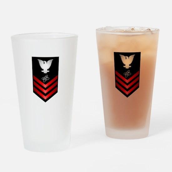 Navy Electronics Technician First Class Drinking G