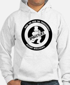 Military Intelligence Jumper Hoodie