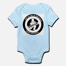 Military Intelligence Infant Creeper