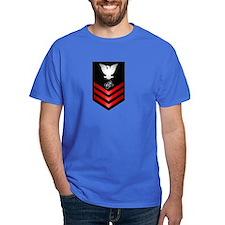 Navy Electronics Technician First Class T-Shirt