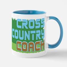 Cross Country Coach Mug