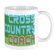 Cross Country Coach Small Mug