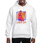 Maternity Labor Day Hooded Sweatshirt