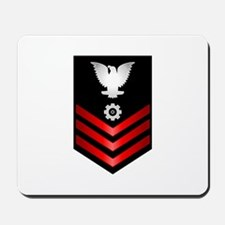 Navy Engineman First Class Mousepad