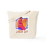 Maternity Labor Day Tote Bag