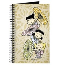 Umbrella Girls Journal